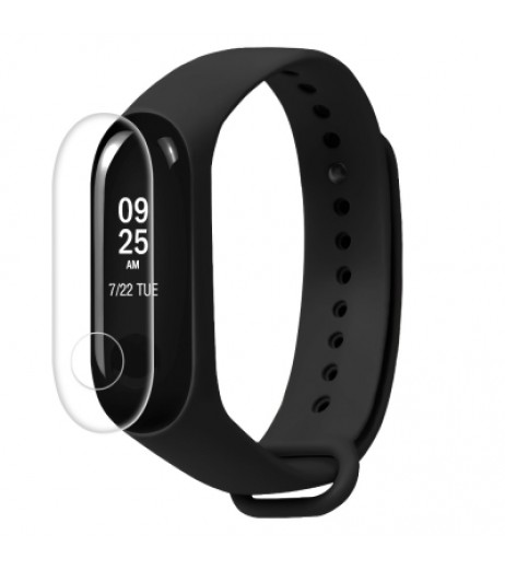 2PCS Explosion-proof TPU Protective Film for Xiaomi Miband 3