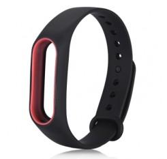 Double-color Anti-lost Design TPE Wristband for Xiaomi Mi Band 2