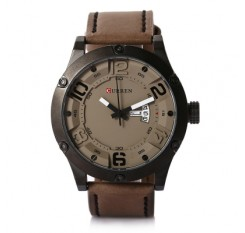 CURREN 8251 Casual Men Quartz Watch
