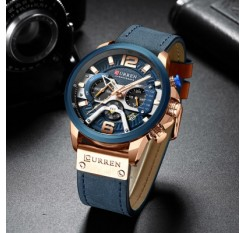 CURREN 8329 Fashion Men Watch