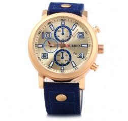 Curren 8199 Men Quartz Watch
