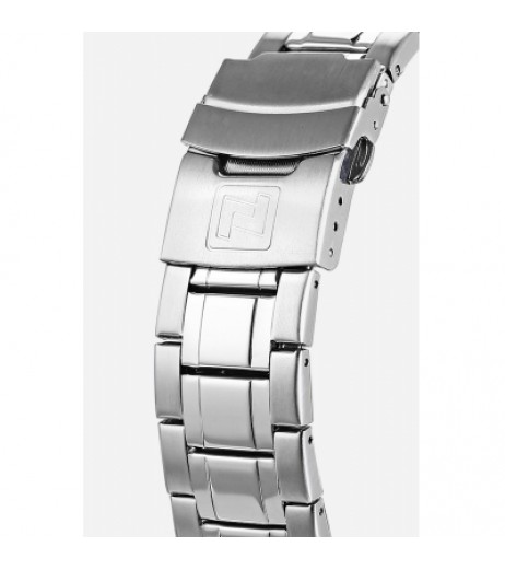 NAVIFORCE 9089 Glass Mirror Business Male Quartz Watch