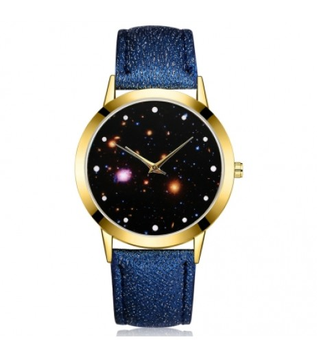 GAIETY G372 Women\'s Night Sky Quartz Watch